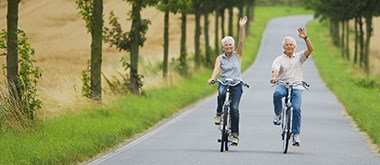 Enjoy a leisurely cycle through rural Suffolk