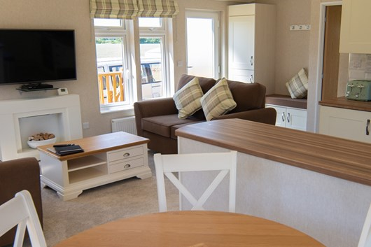 Primrose 1 Bedroom Lodge